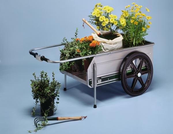 Carretto Foldit per giardinaggio